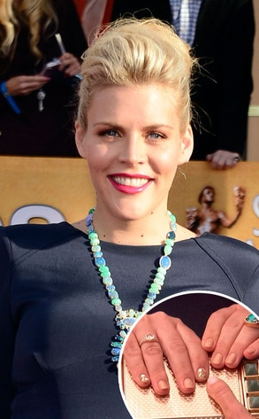 Busy Philipps, SAG Arrivals