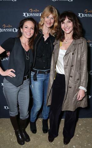 Diane Lane, Laura Dern, Mary Steenbergen