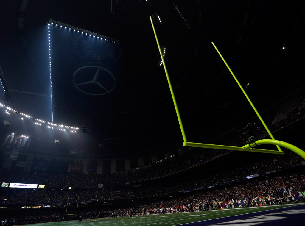 Power Outage, Superdome, Superbowl