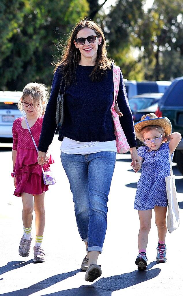 Jennifer Garner, Seraphina, Violet