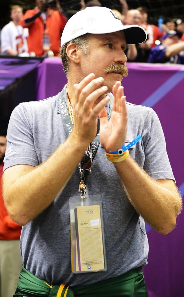 Will Ferrell, Superbowl
