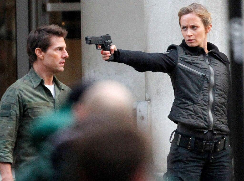 Tom Cruise, Emily Blunt