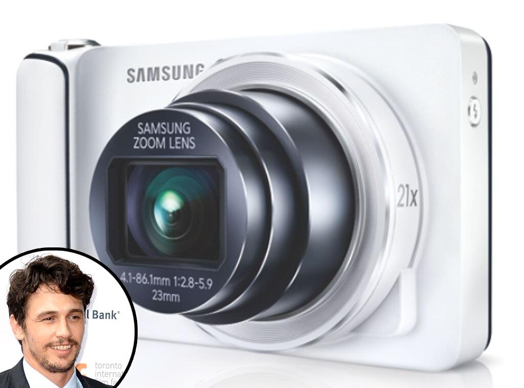 Samsung Camera, James Franco