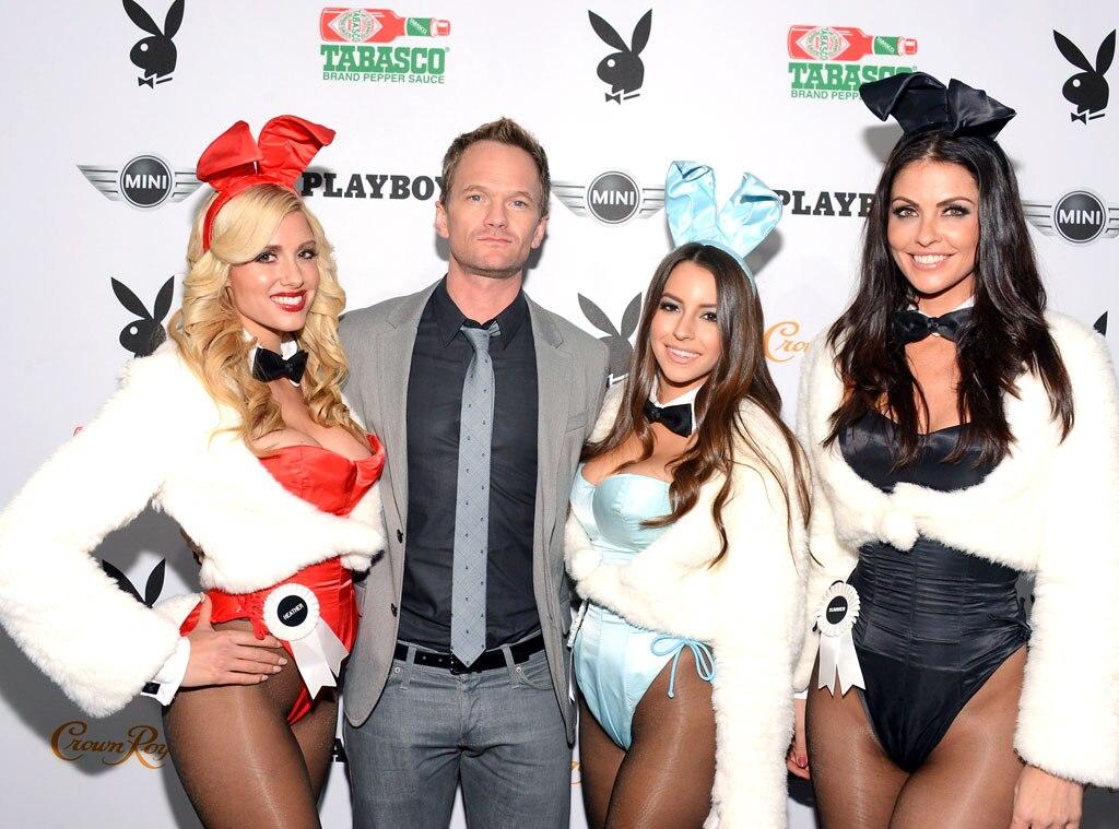 Neil Patrick Harris, Playboy Playmates