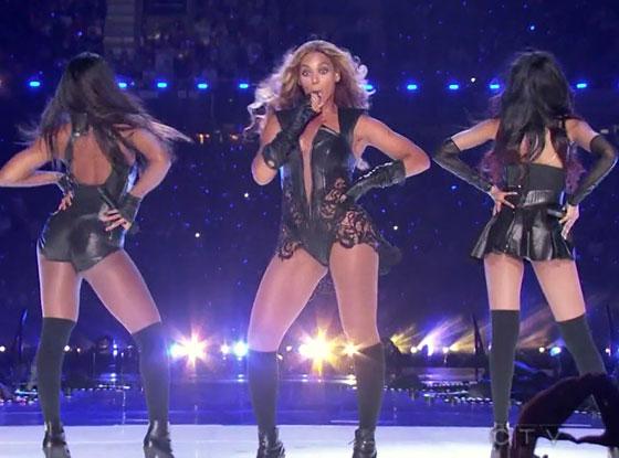 Beyonce Super Bowl Half Time Show