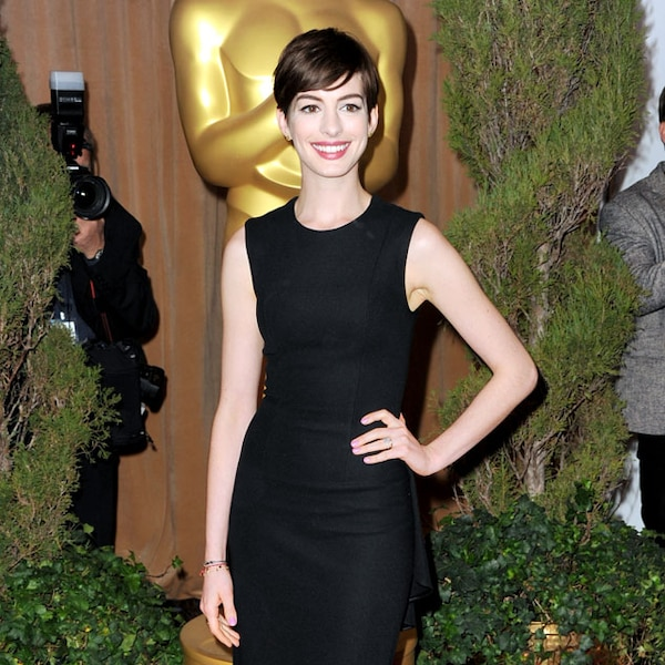 Anne Hathaway Now And Then: Classic Glam From Anne Hathaway's Best Looks