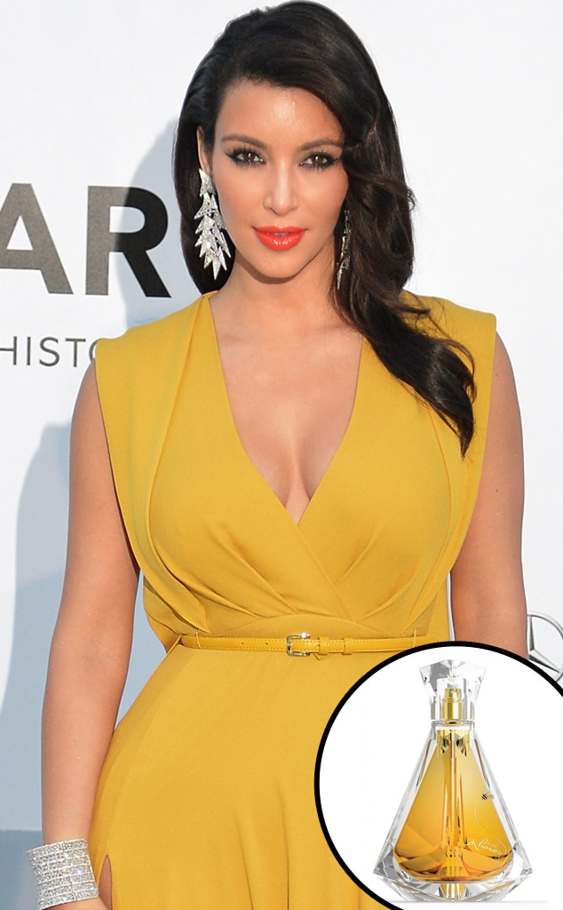 Kim Kardashian, Pure Honey Perfume