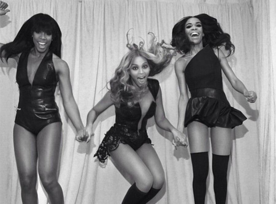 Destiny's Child, Twit Pic