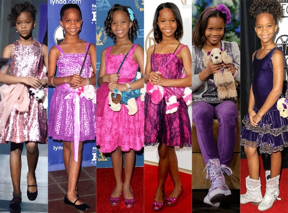 Quvenzhane Wallis, Puppy Purses