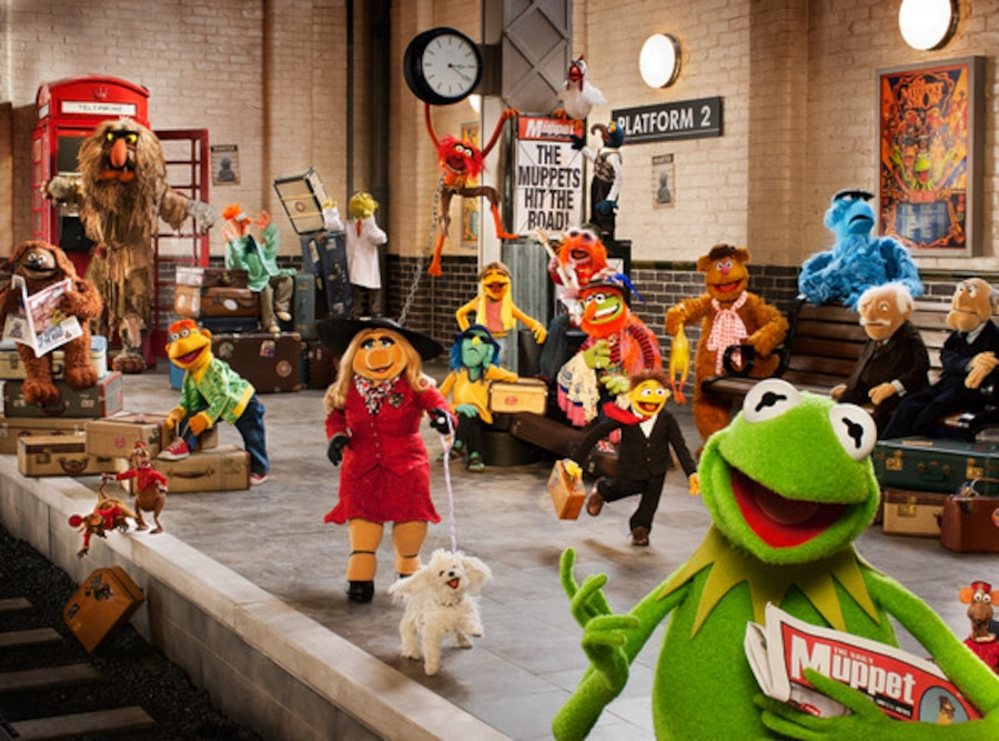 The Muppets Again!