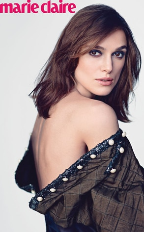 Keira Knightley, marie claire