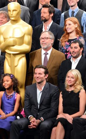 Oscar Nominee Lucheon