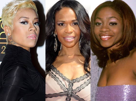 Keyshia Cole, Michelle Williams, Latavia Roberson