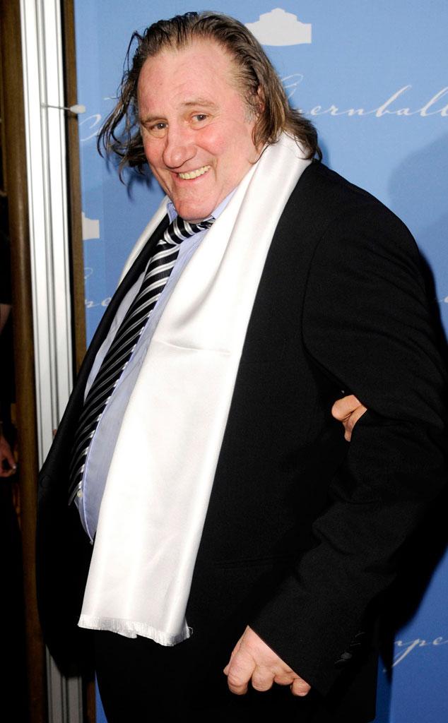 Gérard Depardieu:...