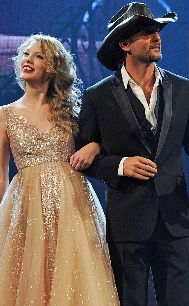 Tim Mcgraw Wants To Be In Taylor Swift S Squad We Re