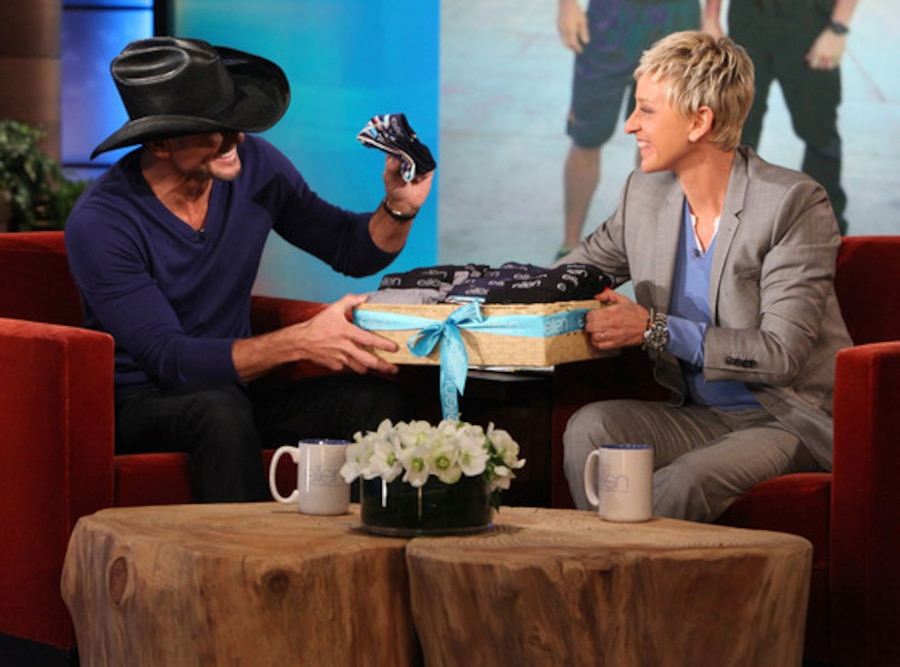 Tim McGraw, Ellen