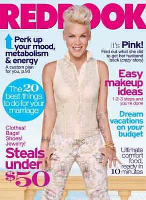Pink, Redbook Magazine