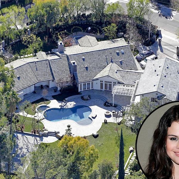 Selena gomez from m ga maisons de c l brit s e news - Maison de selena gomez ...