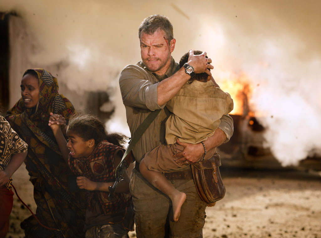 Matt Damon, House of Lies