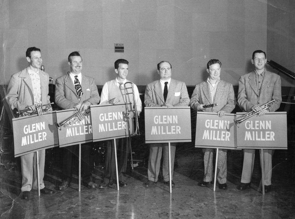 Paul Tanner, Glenn Miller Band