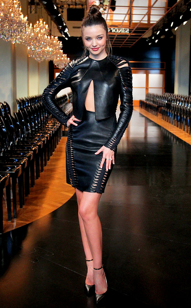 Miranda Kerr From Dominatrixes