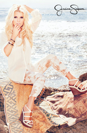 Jessica Simpson, Collection Ad