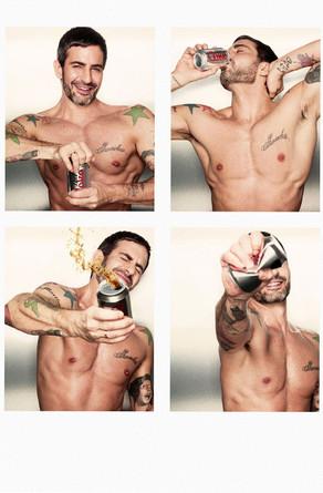 Marc Jacobs, Diet Coke ad