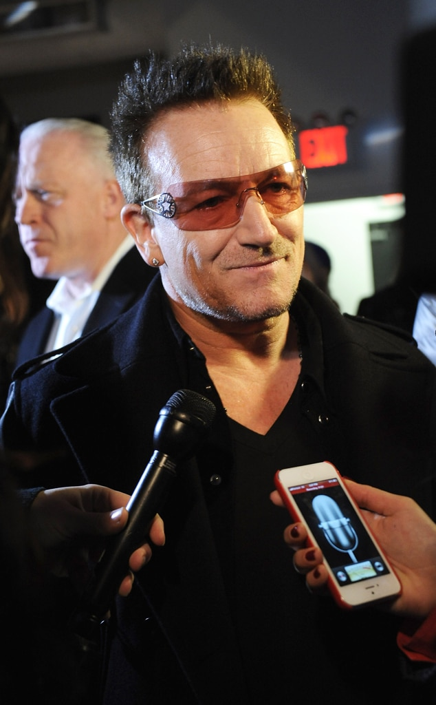 Bono, Mercedes-Benz Fashion Week