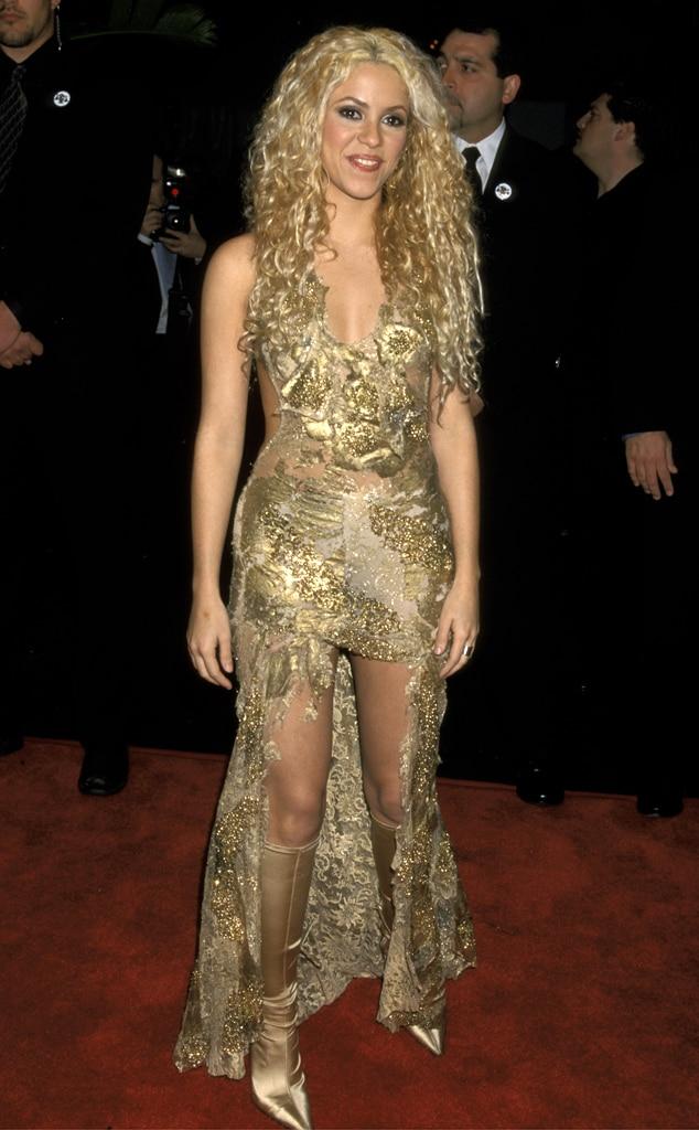 Shakira, Grammys