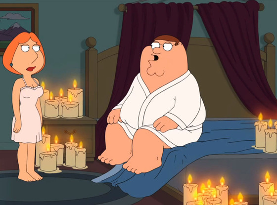 Family Guy, Valentines Day
