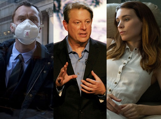Contagion, Side Effects, Inconvenient Truth