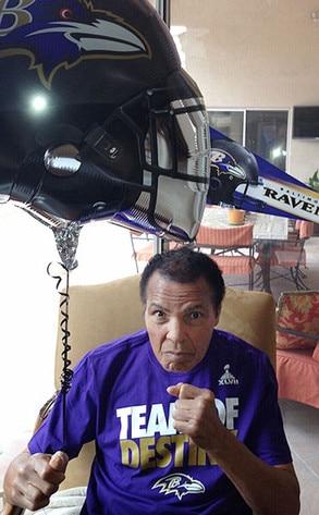 Muhammad Ali, Twit Pic