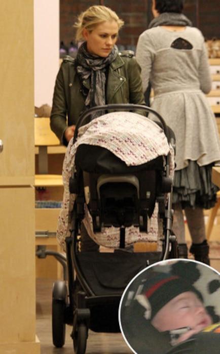 Anna Paquin, Baby