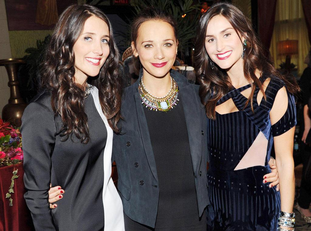 Jodie Snyder, Rashida Jones, Danielle Snyder