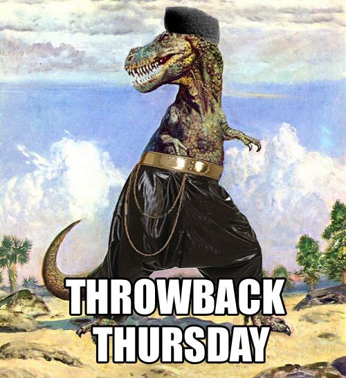 Hammer Rex Meme