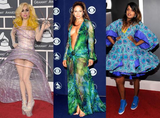 Lady Gaga, Jennifer Lopez, M.I.A
