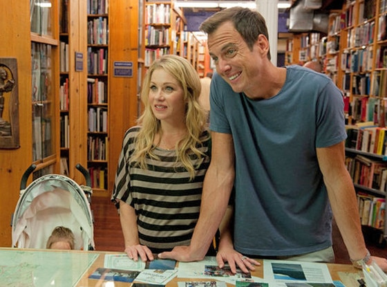 UP ALL NIGHT, Christina Applegate, Will Arnett