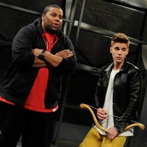 Justin Bieber, SNL Rehearsal