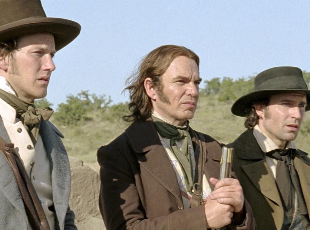 Patrick Wilson, Billy Bob Thornton, Jason Patrick, The Alamo