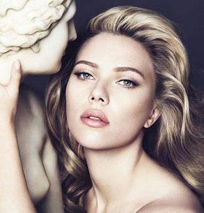 Scarlett Johansson, Dolce & Gabbana ad