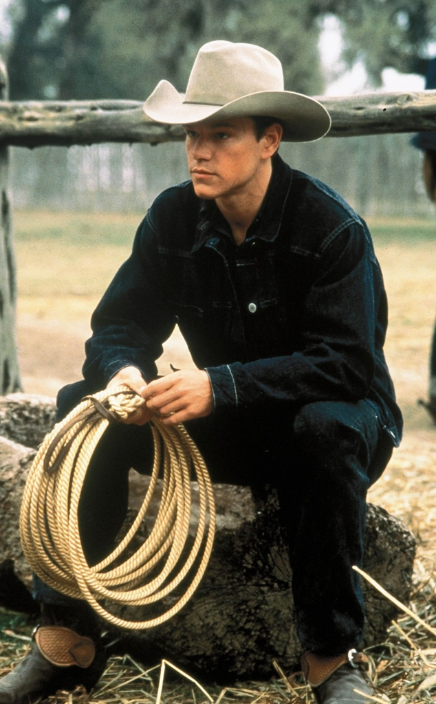Matt Damon, All the Pretty Horses