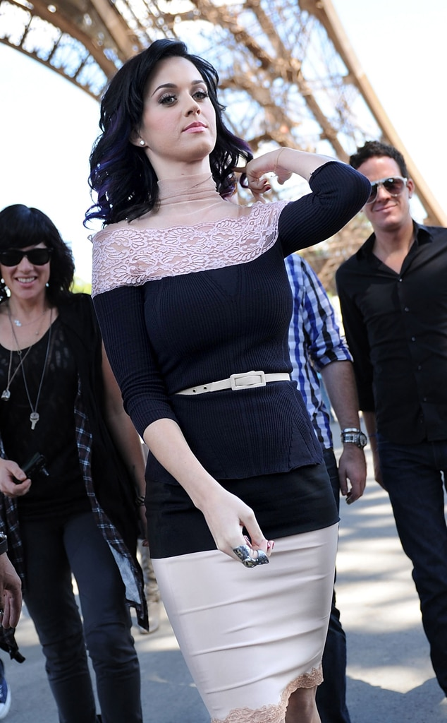 Katy Perry, Eiffel Tower