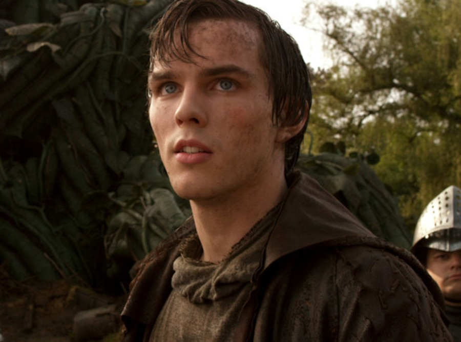 Nicholas Hoult, Jack and the Giant Slayer