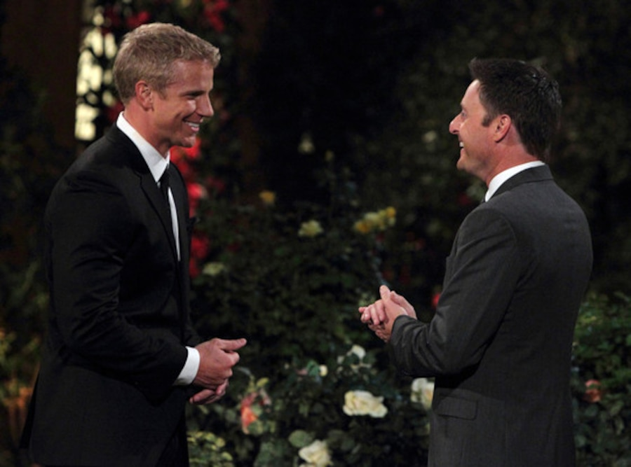 Sean Lowe, Chris Harrison, The Bachelor