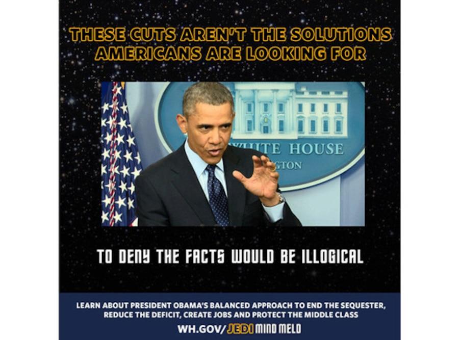 White House, Jedi