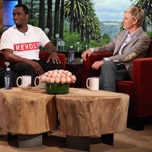 Ellen, Diddy