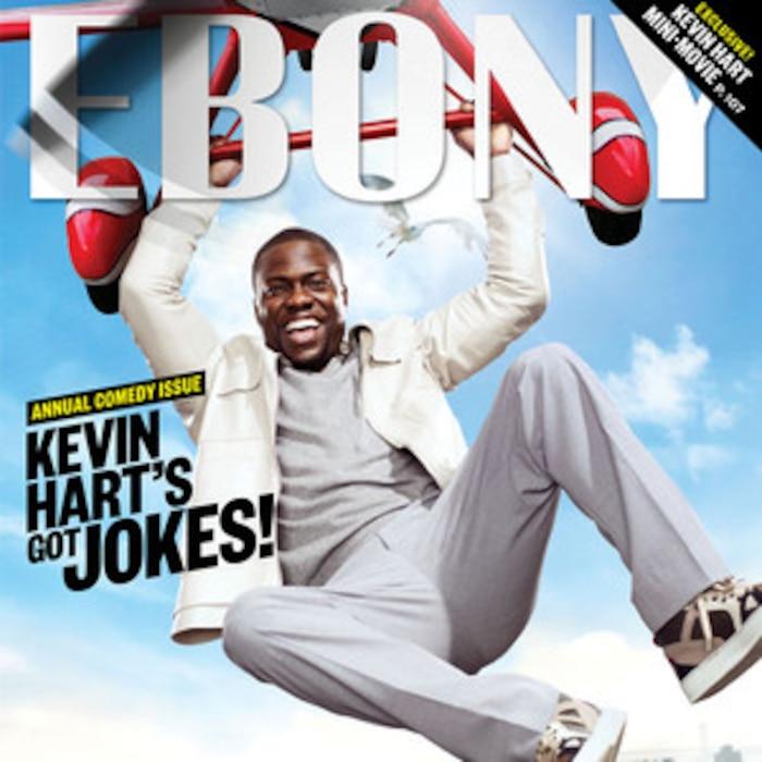 Kevin Hart, Ebony Magazine