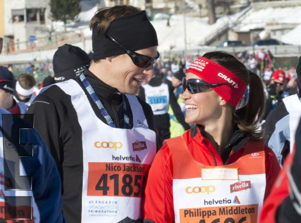 Pippa Middleton, Nico Jackson, Exclusive
