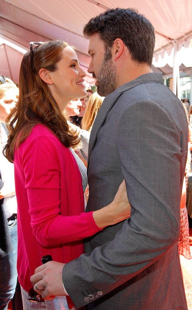 Jennifer Garner, Ben Affleck, 2013