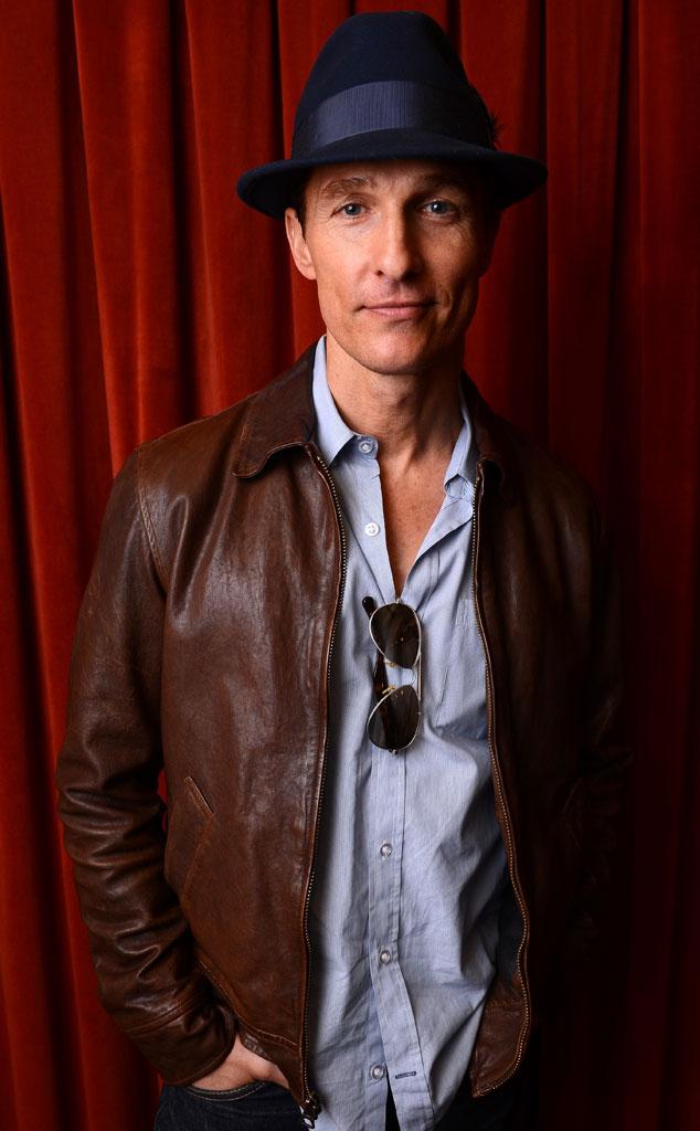 Matthew McConaughey, SXSW
